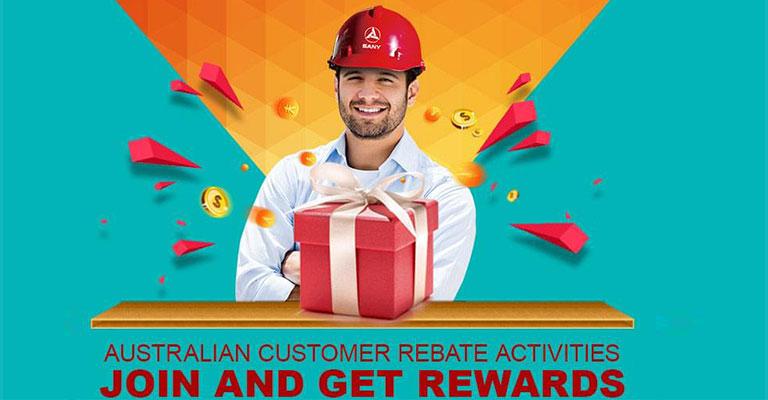 Australian Customer Rebate Activities
